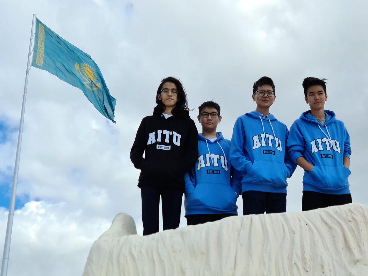 Пресс-релиз по итогам дистанционного участия  сборной команды Казахстана в 33 – ей  онлайн Международной олимпиаде по информатике (IOI-2021)