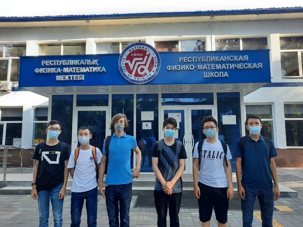 ПРЕСС-РЕЛИЗ по итогам выступления сборной команды Казахстана на 25-ой Международной Балканской математической олимпиаде среди юниоров